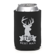 Stag - Best Man - Can Coolie