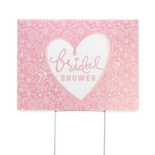 Bridal Shower - Yard Sign