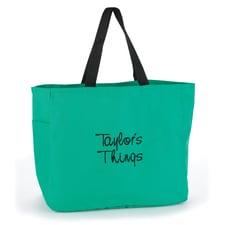 Custom Tote Bag - Green