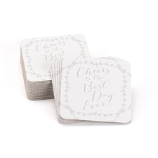 Rustic Vines - Paper Board Coasters