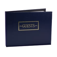 All Occasion - Guest Book - Navy