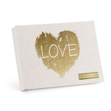 Brush of Love - Guest Book