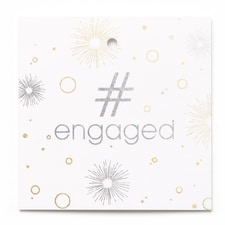 #Engaged - Favor Tag