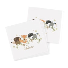 Woodland Animals - Napkins