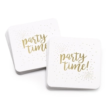 Party Time - Coasters