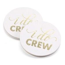 I Do Crew - Coasters