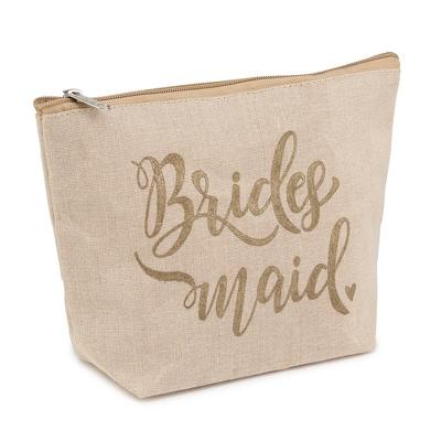 Bridesmaid - Flourish Cosmetic Bag