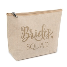Bride's Squad - Flourish Cosmetic Bag