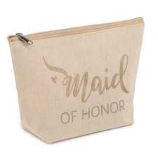 Maid of Honor - Flourish Cosmetic Bag