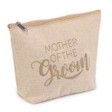 Mother of the Groom - Flourish Cosmetic Bag
