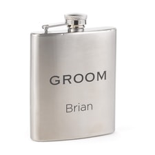 Groom - Flask