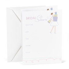 Bridal Shower - Invitation