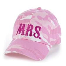 Mrs. - Camouflage Cap