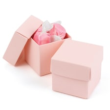 Two-piece Favor Box - Blank - Blush