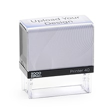Self-Inking Rectangle Stamp