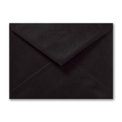 (A6) Envelope, Black, Blank