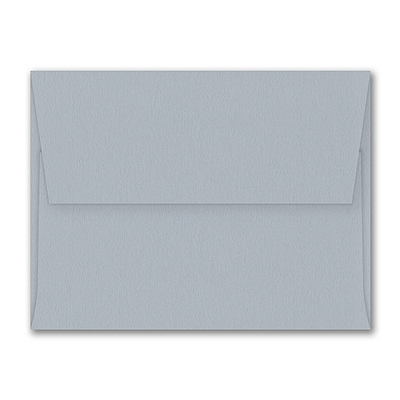 (A2) Square Flap Envelope, Steel, Blank