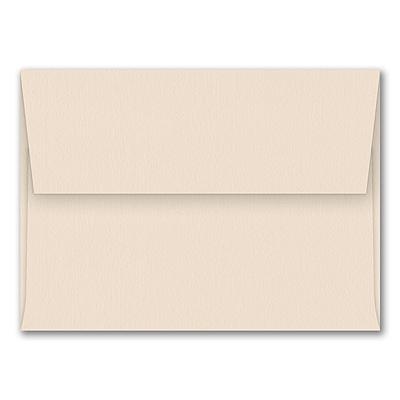 (A7) Square Flap Envelope, Cobblestone, Blank