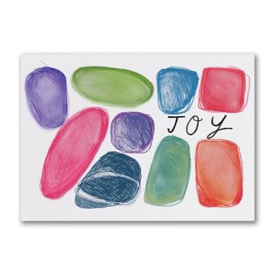 Joy Holiday - Greeting Card