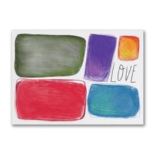 Love Holiday - Greeting Card