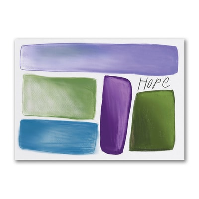 Hope Holiday - Greeting Card