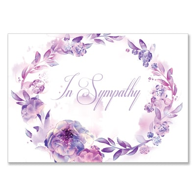 Watercolor Sympathy