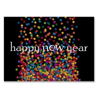 New Year's Confetti
