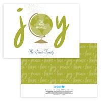 Joyous World in Green