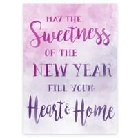 New Year Sweetness
