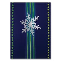 Sparkling Snowflake