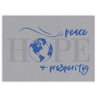 Peace, Hope & Prosperity