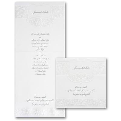 Romantic Treasure - Invitation