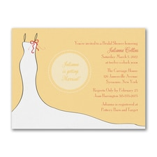 Bridal Beauty - Shower Invitation