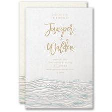 Ocean Inspo Invitation