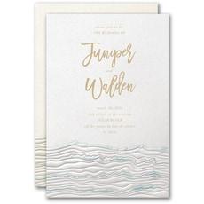 : Ocean Inspo Invitation