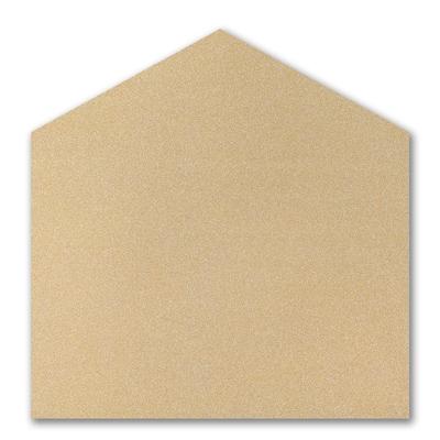 Gold Glitter Envelope Liner