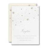 Celestial Inspiration Reception Card