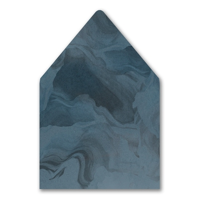 Enchanted Marble Envelope Liner