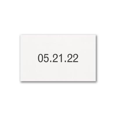 Date Tab