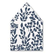 Decorative Floral Border Envelope Liner