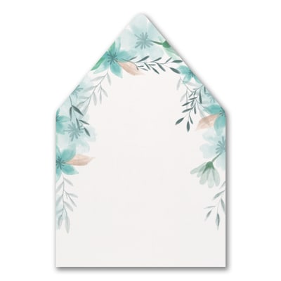 Botanic Beauty Envelope Liner