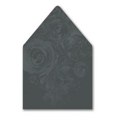 Alluring Roses Envelope Liner