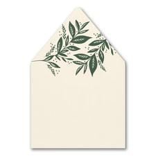 Canopy of Leaves Envelope Liner
