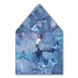 Dyed Ice Envelope Liner - Periwinkle