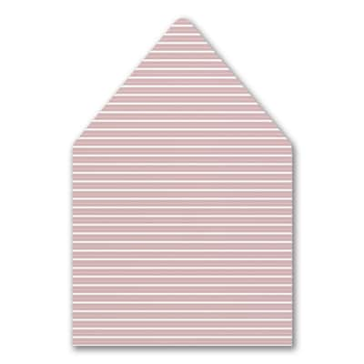 Multi Line Border Envelope Liner
