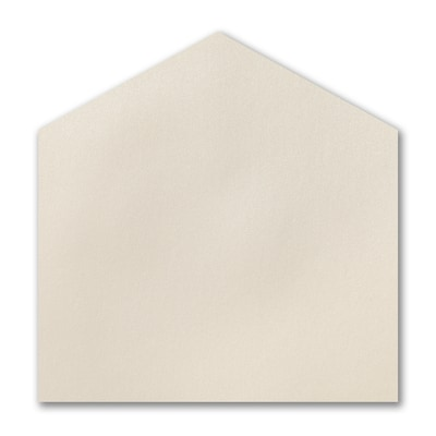 (A10) Ecru Shimmer Envelope Liner