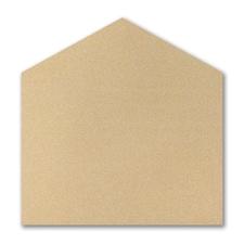 (A10) Gold Glitter Envelope Liner