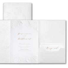 : Extravagant Flourishes Invitation