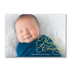 Photo Christmas Greeting