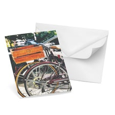 Bicycles Note Card Set